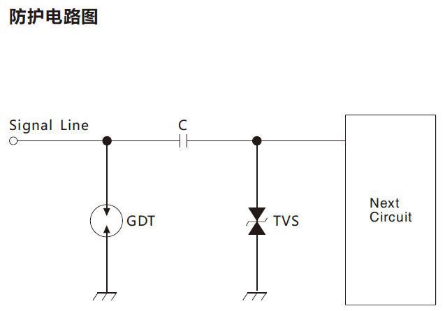 射频电路中rf管剖面图